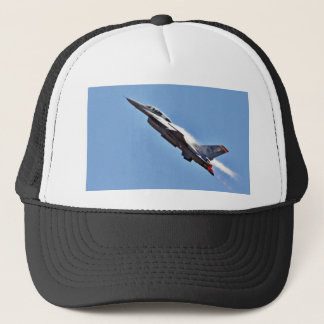 F 16s Jets Fighters Airplanes Trucker Hat