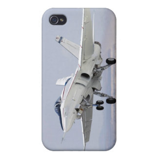 F-18 Hornet Jet Fighter Plane iPhone Cases