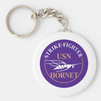 F-18 Hornet Key Chain