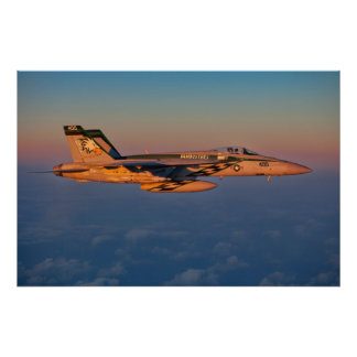 F-18 Hornet Posters