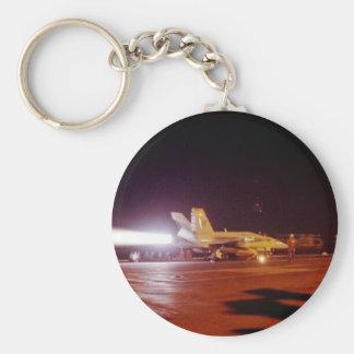 F-18 KEY RING