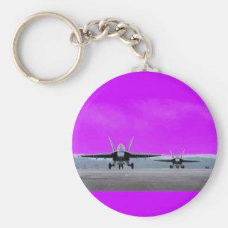 F-18 Super Hornet Key Chain