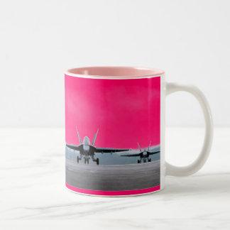 F-18 Super Hornet Coffee Mug