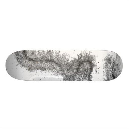 F#1 (details) skate decks