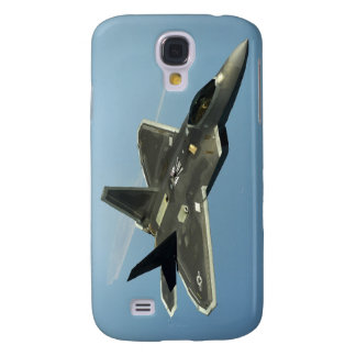 F-22 Fighter Jet Galaxy S4 Case