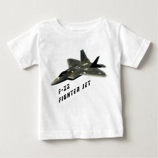 F-22 Fighter Jet, Raptor Baby T-Shirt