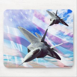 F-22 mousepad