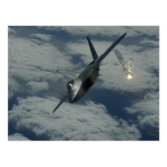 F-22 POSTCARD