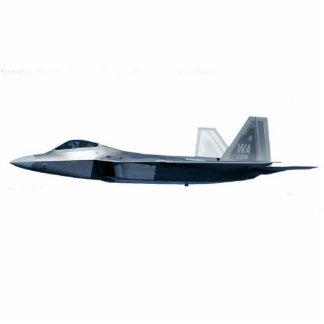 F-22 Raptor Cutout Standing Photo Sculpture