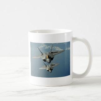 F-22A Raptor Basic White Mug