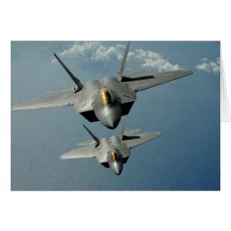 F-22A Raptor Greeting Card