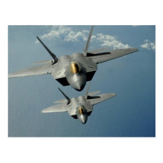 F-22A Raptor Post Cards
