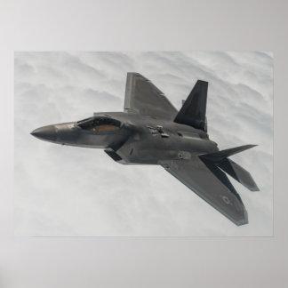 F-22A Raptor Poster