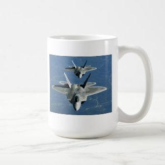 F-22a_Raptors Basic White Mug