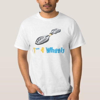 F*** 2 Wheels T-Shirt