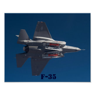 F-35 JSF POSTERS