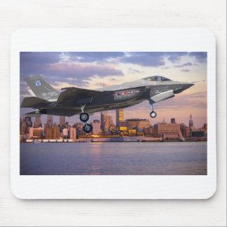 F-35 LIGHTNING FIGHTER AIRCRAFT MOUSE MAT