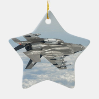 F-35 Lightning II Christmas Ornament