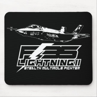 F-35 Lightning II Mouse Pads