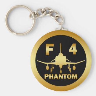 F-4 PHANTOM JET KEY RING