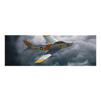 F-86 Sabre Photographic Print