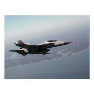 F/A-18 Super Hornet Posters