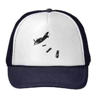 F-Bomb Diver (Black) Hats
