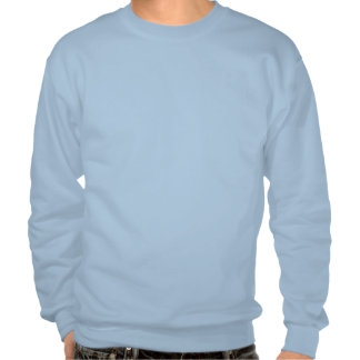 F-Bomb Diver (Blue) Pullover Sweatshirts