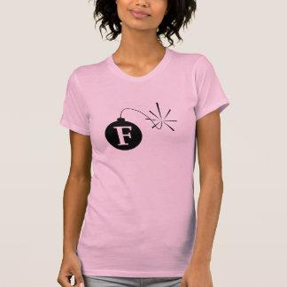 F Bomb T Shirt