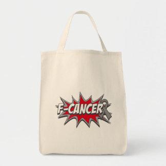 F-Brain Cancer Tote Bag