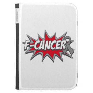 F-Brain Cancer Kindle 3 Covers