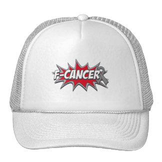 F-Brain Cancer Hats