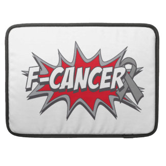 F-Brain Cancer Sleeves For MacBook Pro