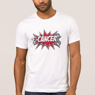 F-Brain Cancer Tee Shirts