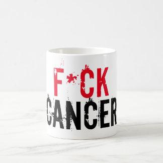 F*ck cancer mug