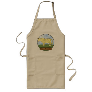 F&D BBQ Apron Collection  | Beef