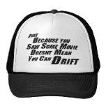 F&F Can't Drift Hat
