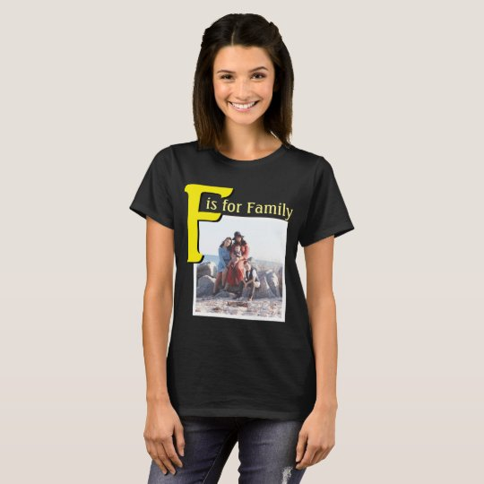 F for Family T-Shirt