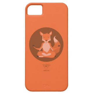 F is for Fox iPhone 5 Cases