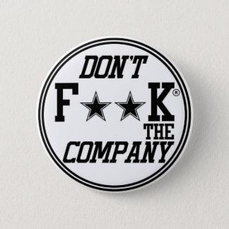F ** kButton 6 Cm Round Badge