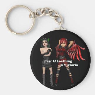 F&L Girls Keychain