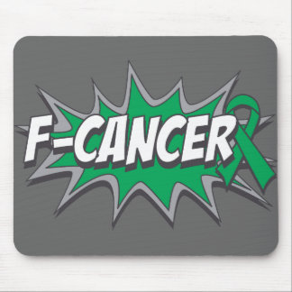 F-Liver Cancer Mouse Pad