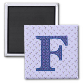 F REFRIGERATOR MAGNET