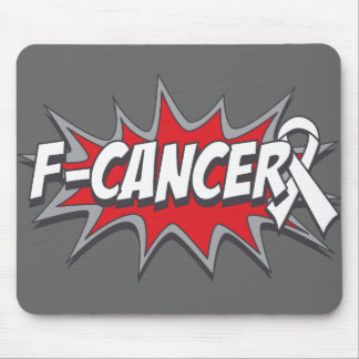 F-Mesothelioma Cancer Mouse Pad