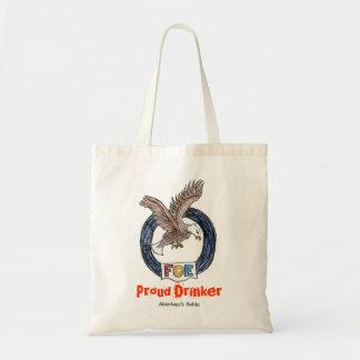 F.O.E Budget Tote- Personalize into ur own Pic! Tote Bags
