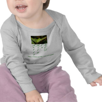F.R.O.G. 2 Baby Long Sleeve Shirt