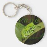 F.R.O.G. 2 Keychain