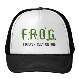 F.R.O.G CAP