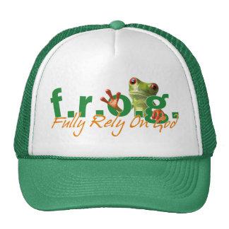 F.R.O.G. Hat