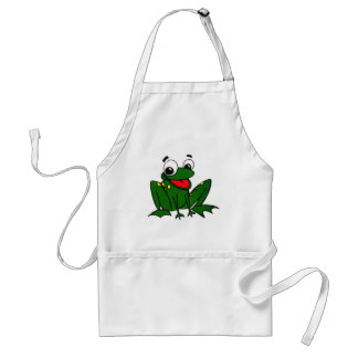 F.R.O.G.I.E. FULLY RELY ON GOD IN EVERYTHING STANDARD APRON